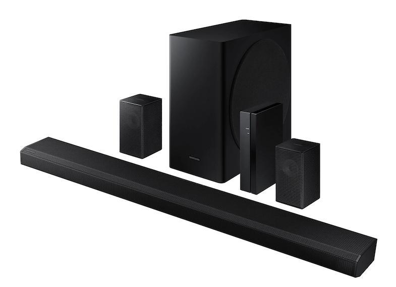 Samsung HW-Q850T 5.1.2 ch Soundbar z Dolby Atmos i DTS:X
