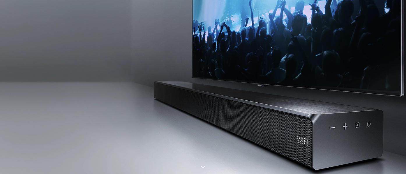 Soundbar Samsung Q90 z Wi-Fi