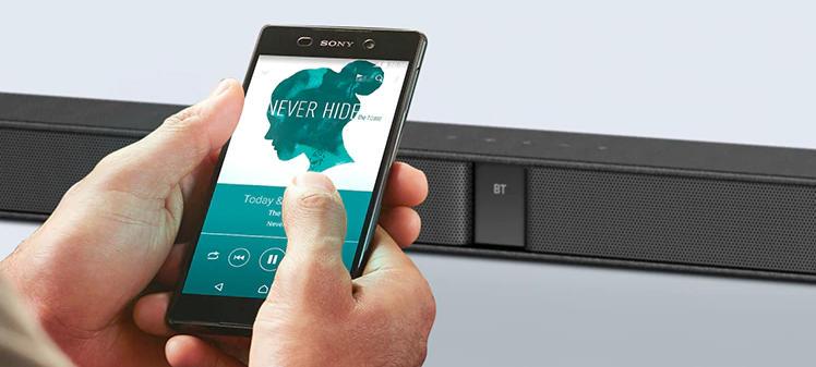 Soundbar Sony HT-CT290 i HT-CT291 z Bluetooth